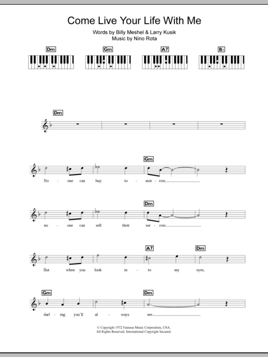 Mandolin u00bb Mandolin Tabs Godfather Theme - Music Sheets, Tablature, Chords and Lyrics