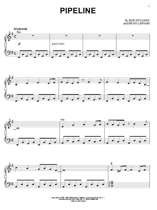 Pipeline (Piano Solo)