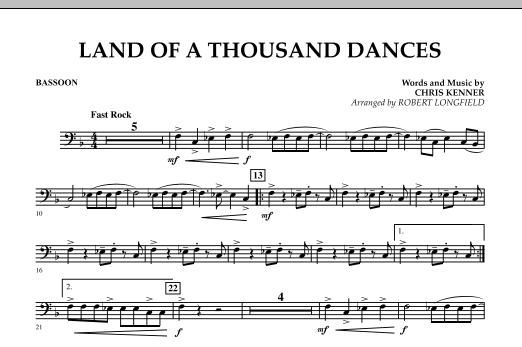 Sheet Music Digital Files To Print - Licensed Chris Kenner