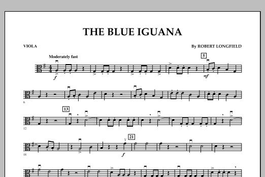 The Blue Iguana - Viola (Orchestra)