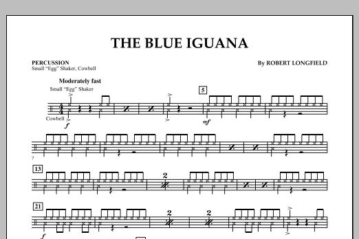 The Blue Iguana - Percussion (Orchestra)