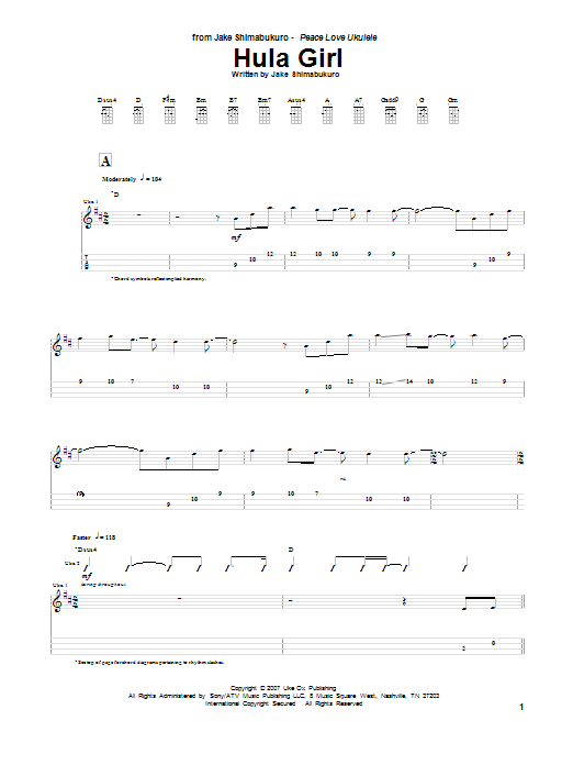 Ukulele ukulele tabs the scientist : piano tabs the scientist Tags : piano tabs the scientist uma ...