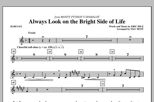 Always Look On The Bright Side Of Life - Bari Sax (Choir Instrumental Pak)