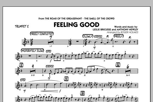 Feeling Good - Trumpet 2 (Jazz Ensemble)