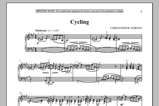 Cycling (Piano Solo)