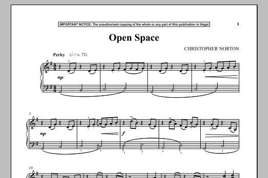 Open Space (Piano Solo)