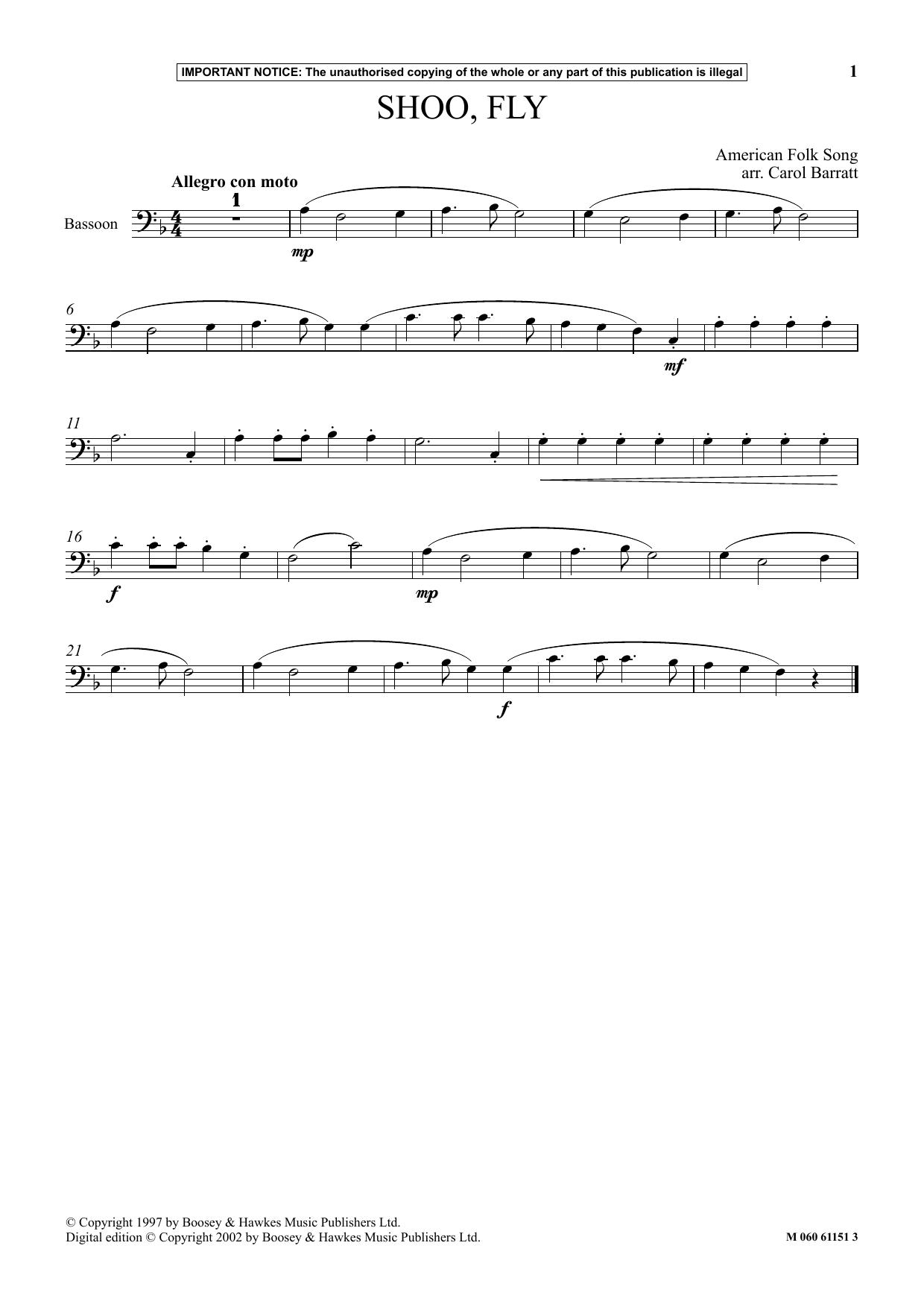Shoo Fly (Instrumental Solo)