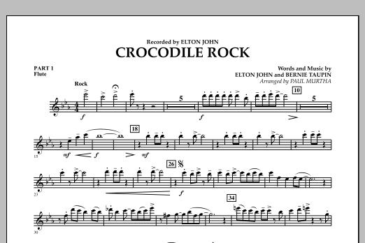 Crocodile Rock - Pt.1 - Flute (Flex-Band)