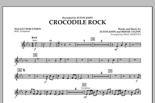 Crocodile Rock - Mallet Percussion (Flex-Band)