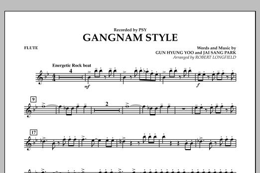 Gangnam Style - Flute (Concert Band)