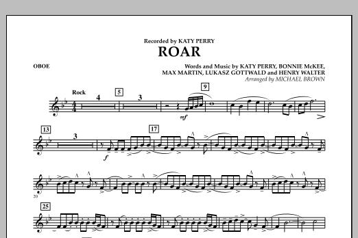 Roar - Oboe (Concert Band)