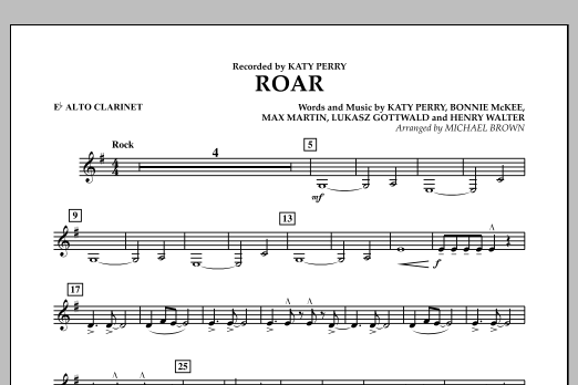 Sheet Music Digital Files To Print - Licensed Katy Perry Digital