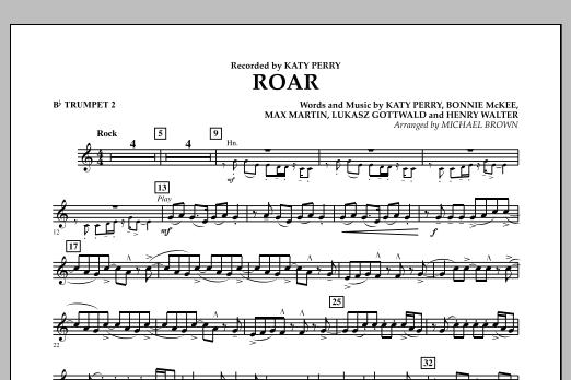 Roar - Bb Trumpet 2 (Concert Band)