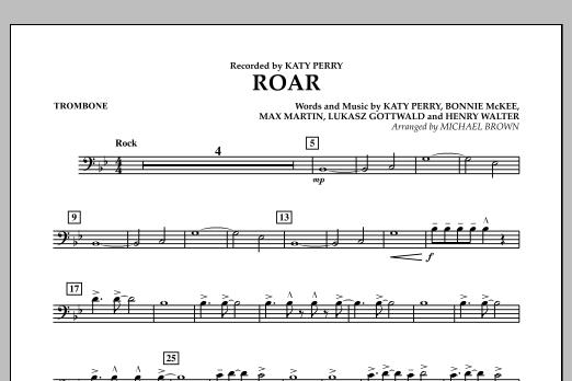 Roar - Trombone (Concert Band)