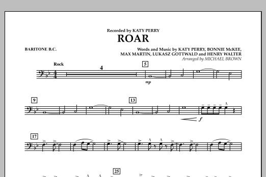 Roar - Baritone B.C. (Concert Band)