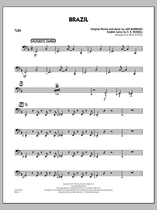 Brazil - Tuba (Jazz Ensemble)