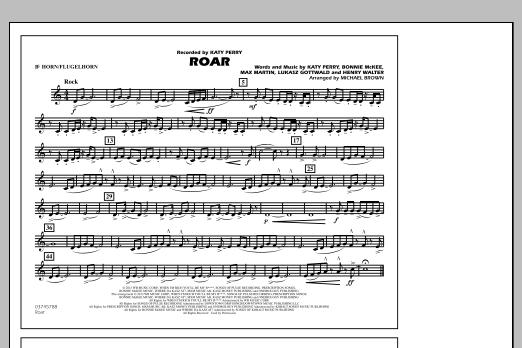 Roar - Bb Horn/Flugelhorn (Marching Band)