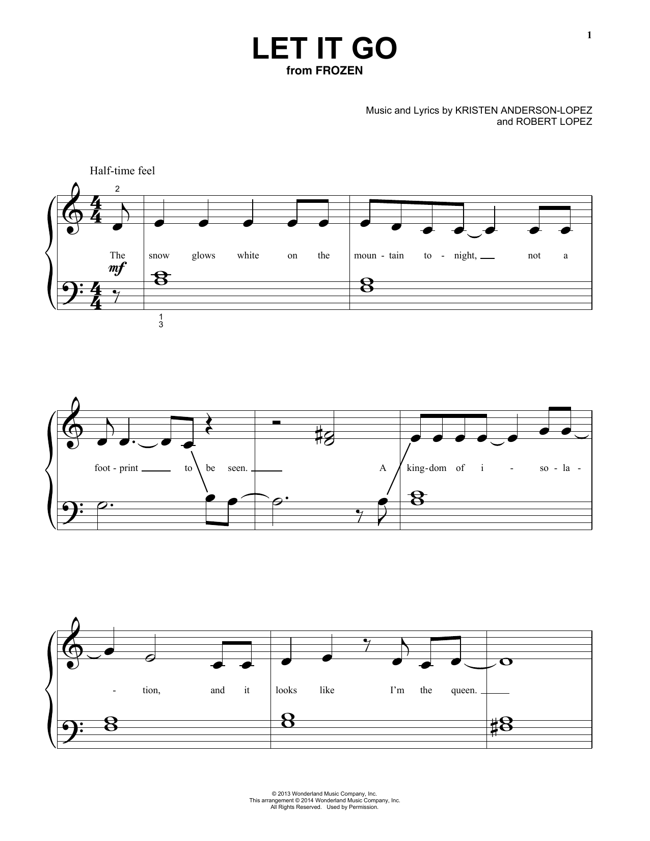 It is an image of Free Printable Disney Sheet Music for little mermaid