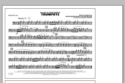 Trumpets - Baritone B.C. (Marching Band)