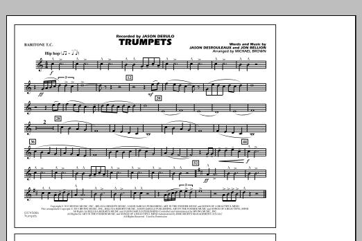 Trumpets - Baritone T.C. (Marching Band)