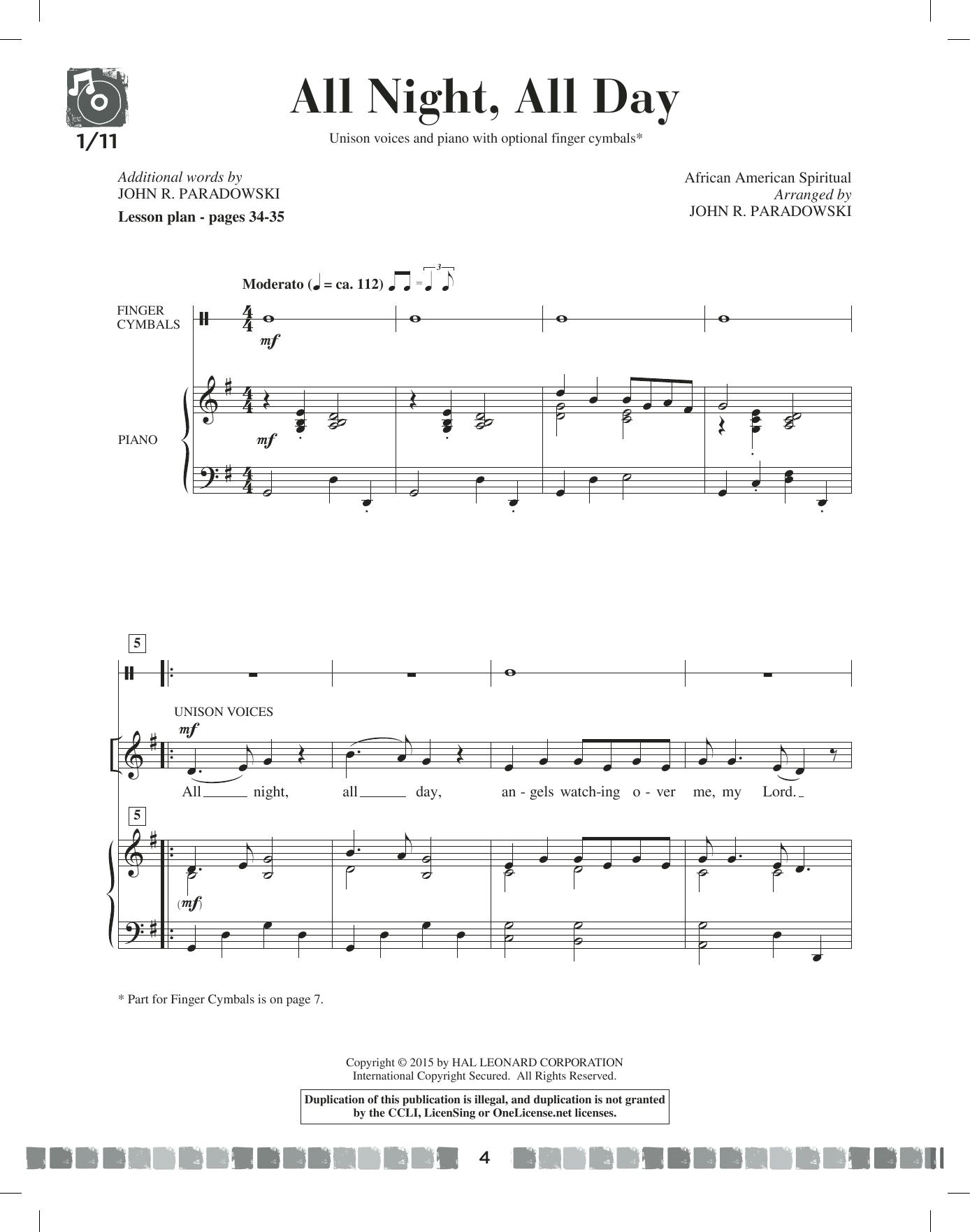 Sing And Celebrate 4! Sheet Music