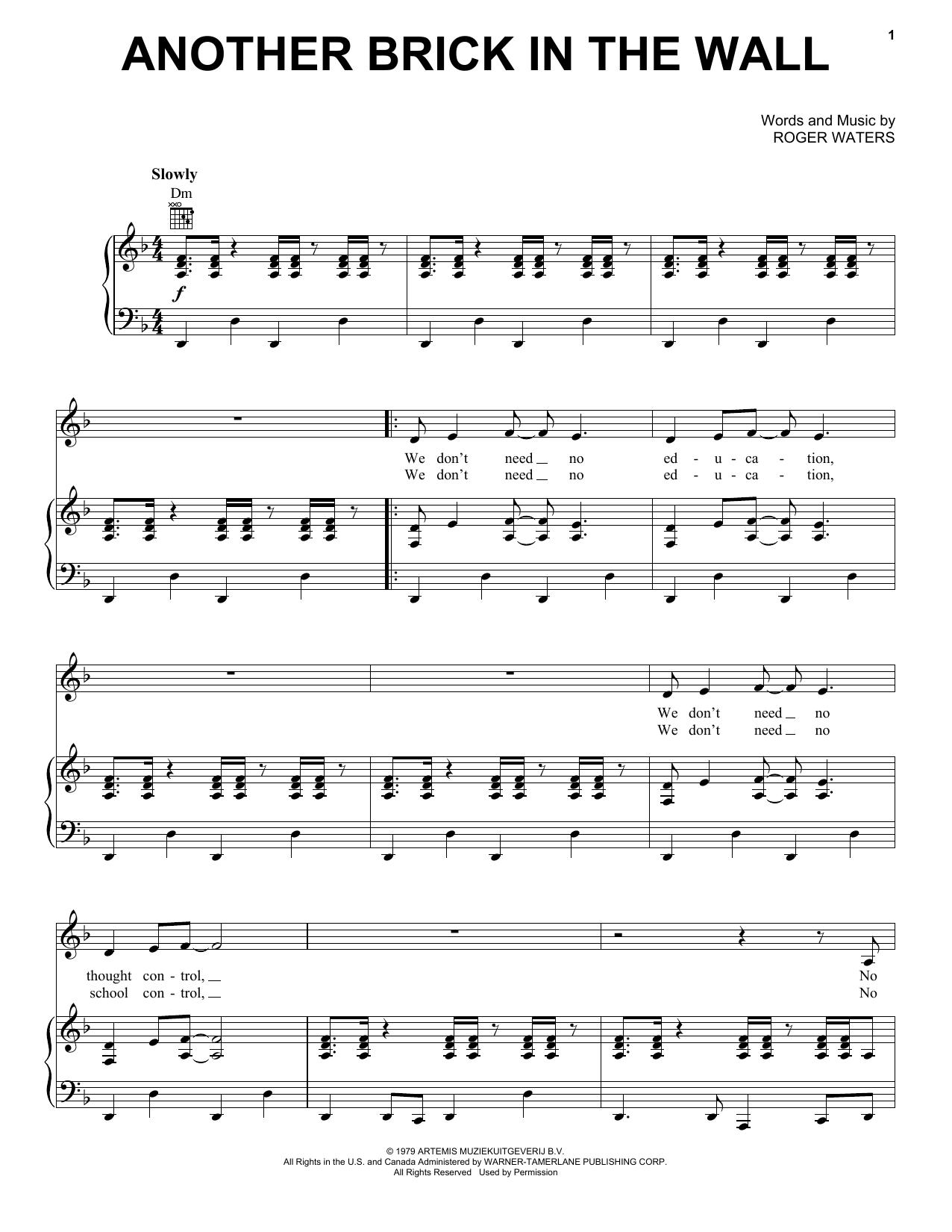 Pink Floyd  Fearless Chords  AZ Chords  GUITAR TABS