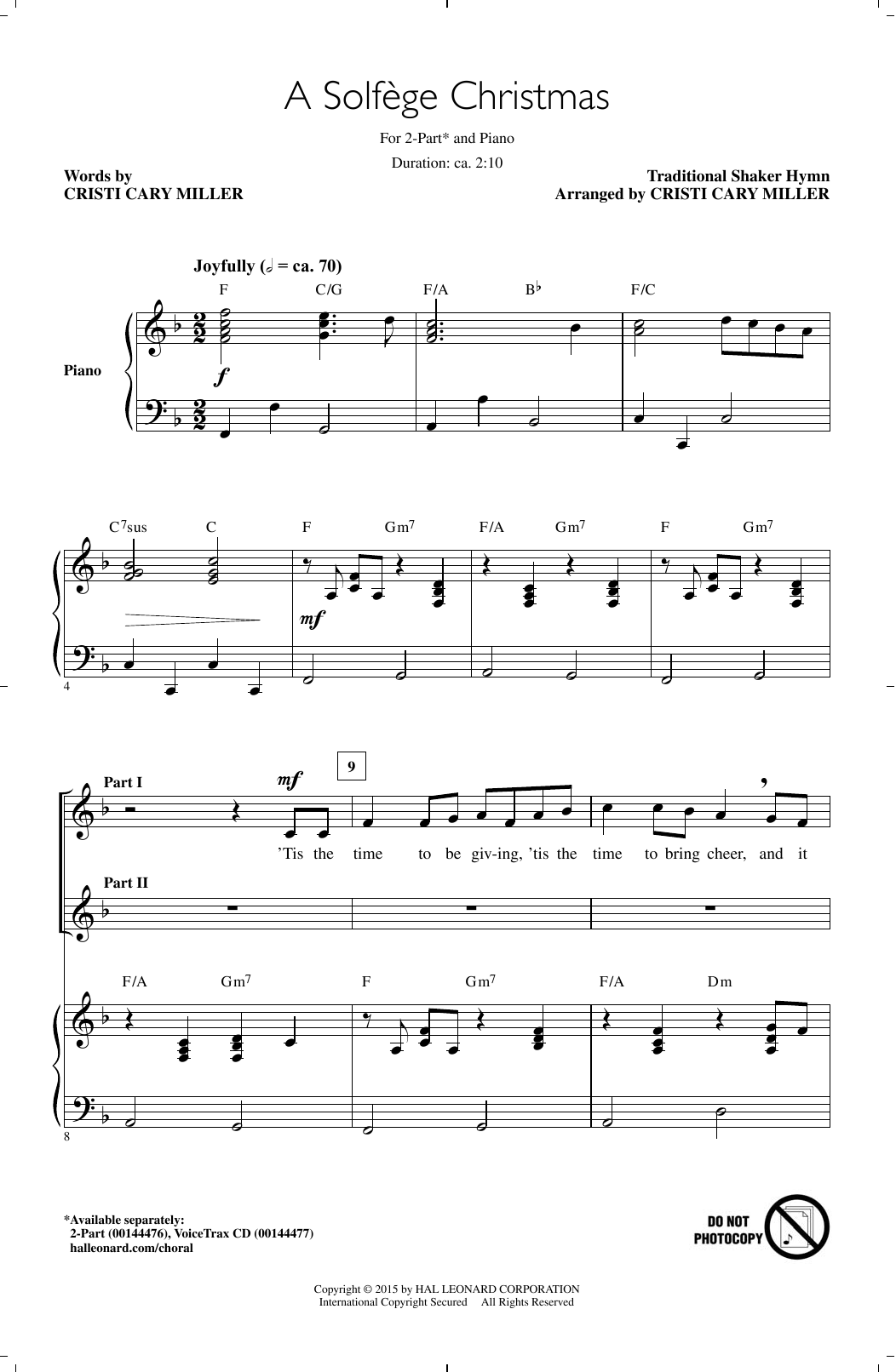 Solfege christmas sheet music direct sheet preview solfege christmas hexwebz Gallery