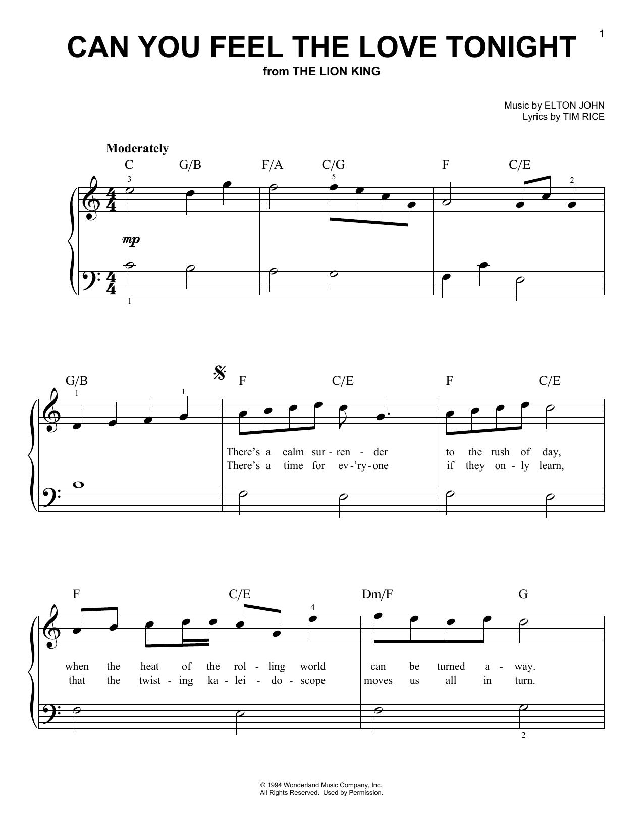 Sheet Music Digital Files To Print - Licensed Tim Rice