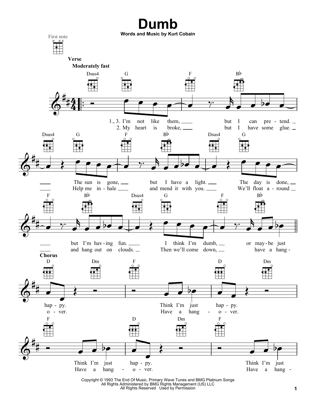 Dumb sheet music direct sheet preview hexwebz Images