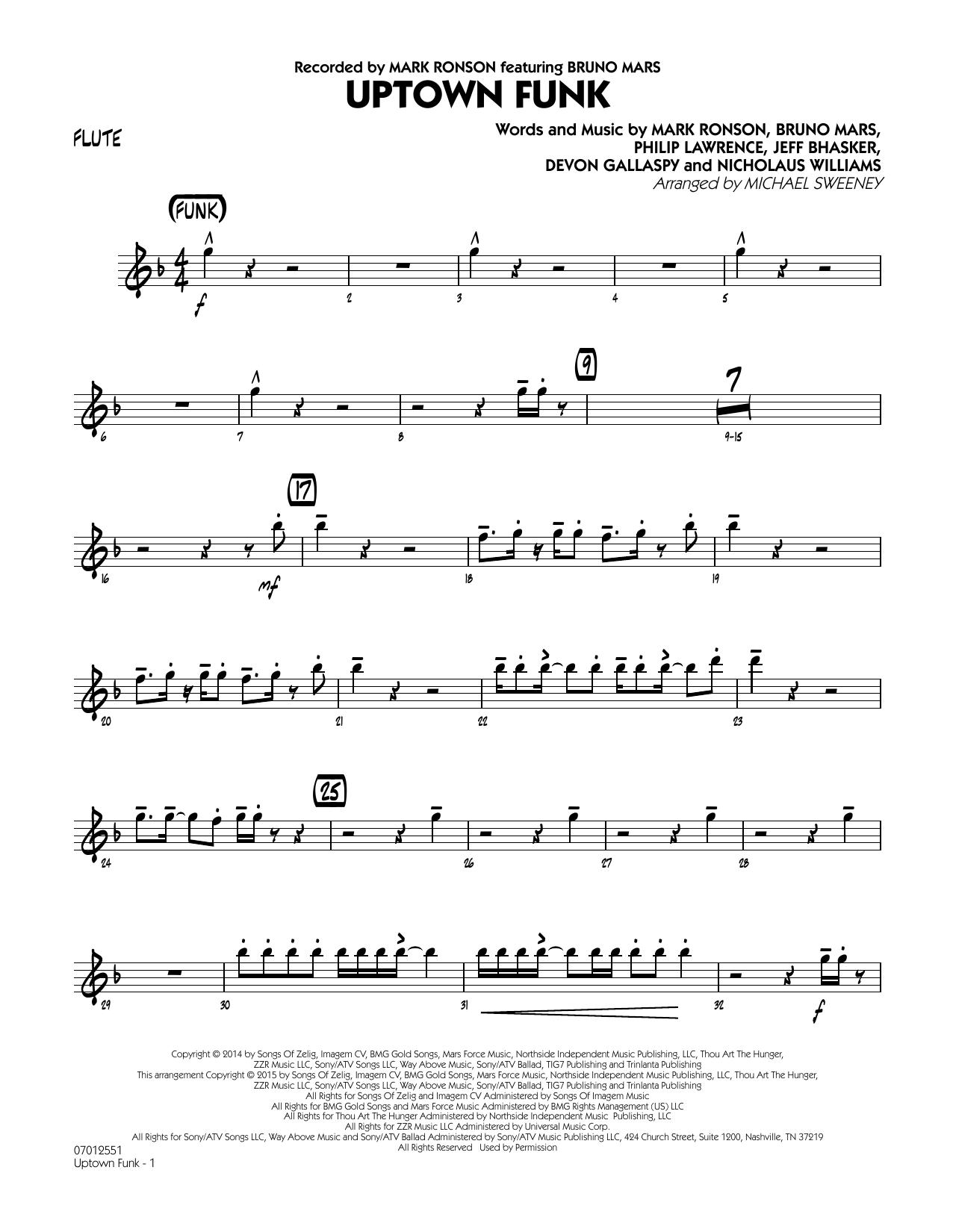 Sheet Music Digital Files To Print Licensed Bruno Mars