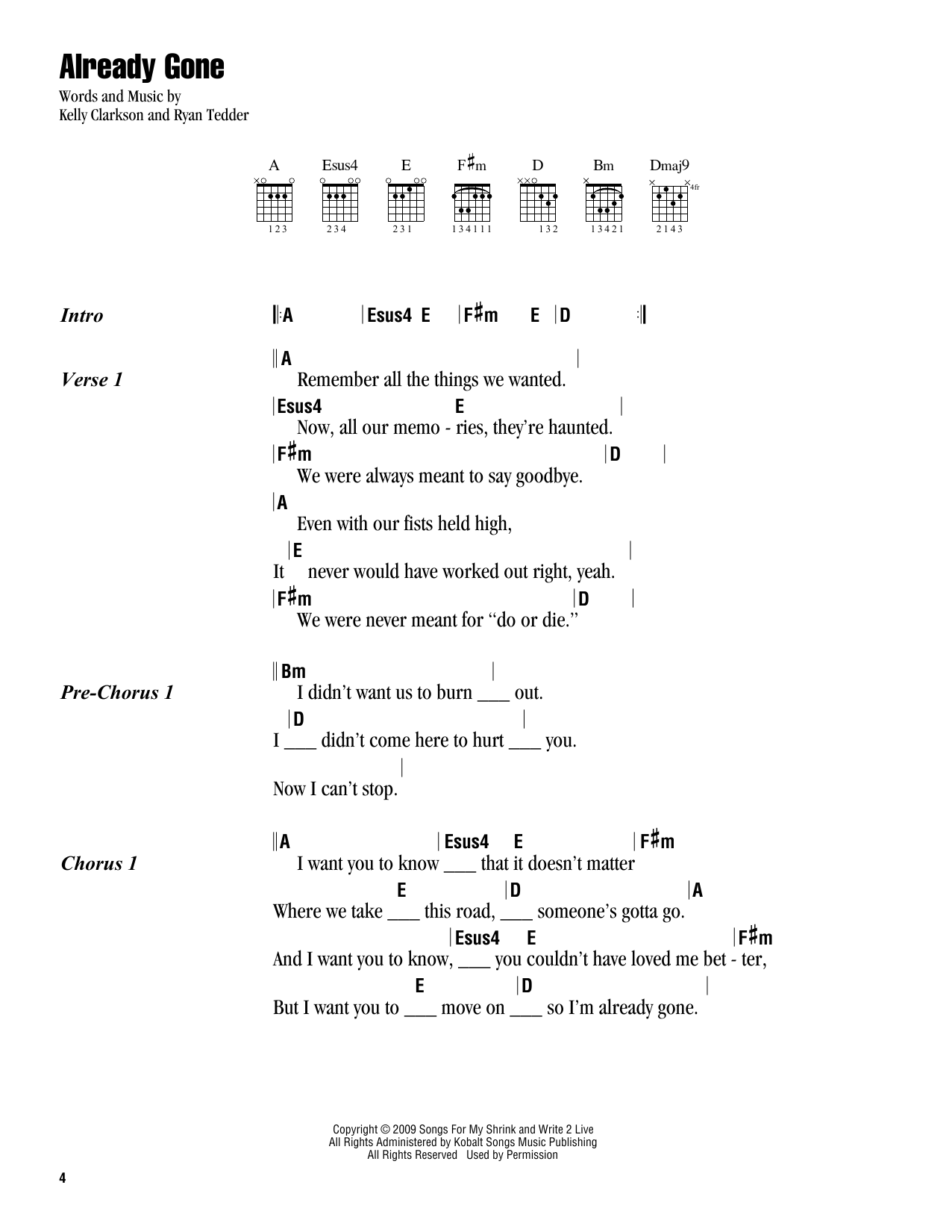 Already gone sheet music direct sheet preview already gone hexwebz Image collections