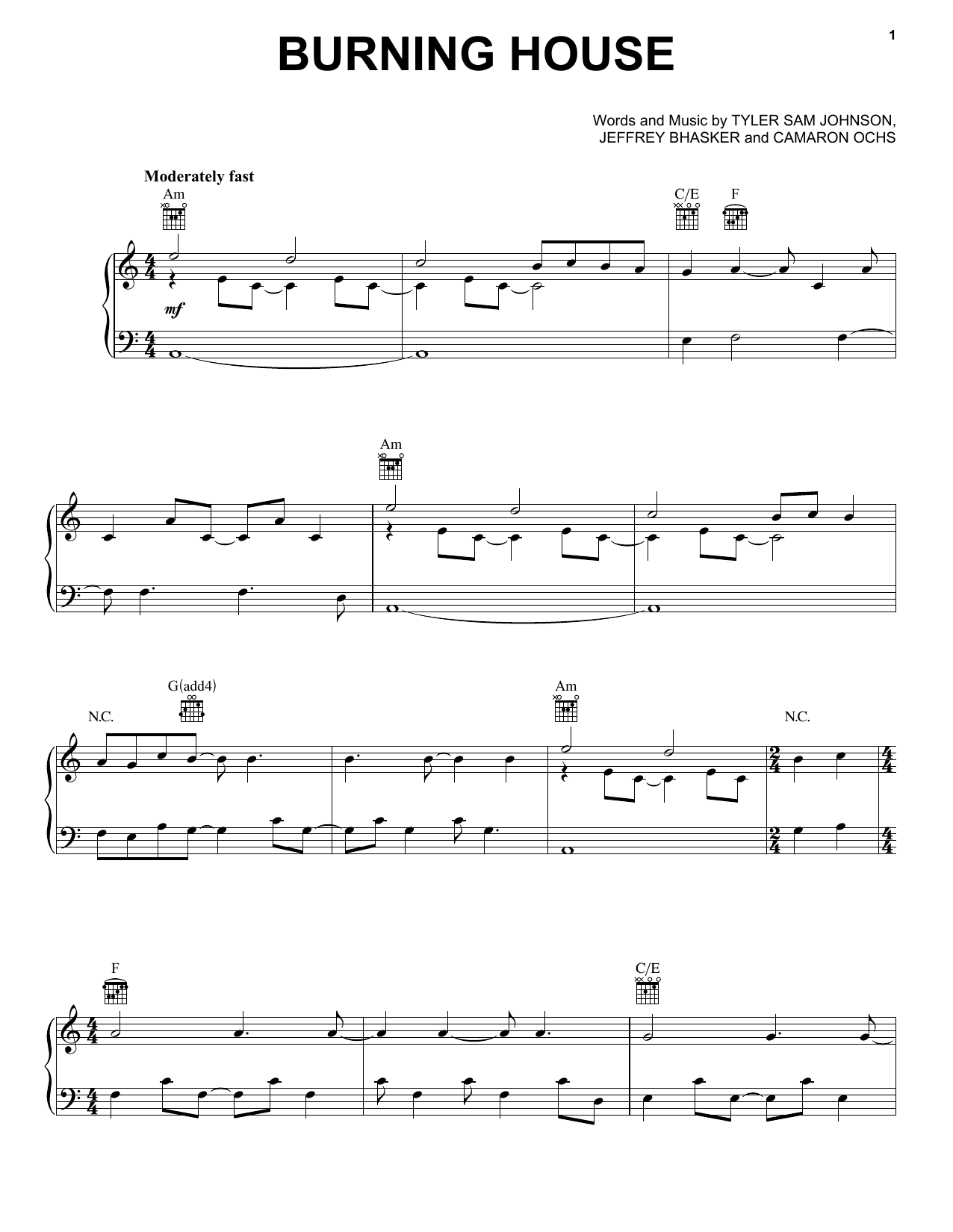 Piano sheet music with guitar chords 1000 images about for Classic house chords