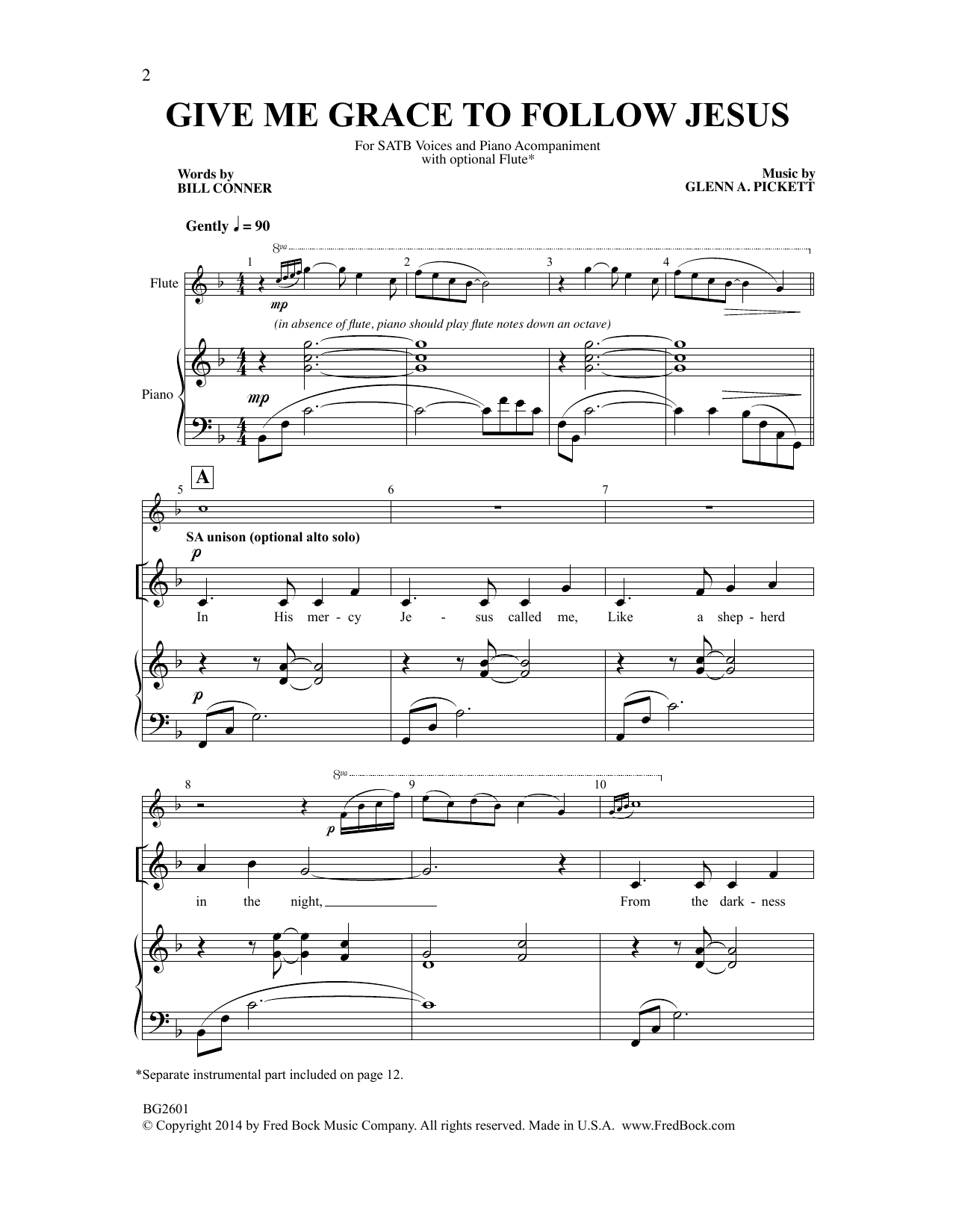 Sheet Music Digital Files To Print - Licensed Choral Digital Sheet Music