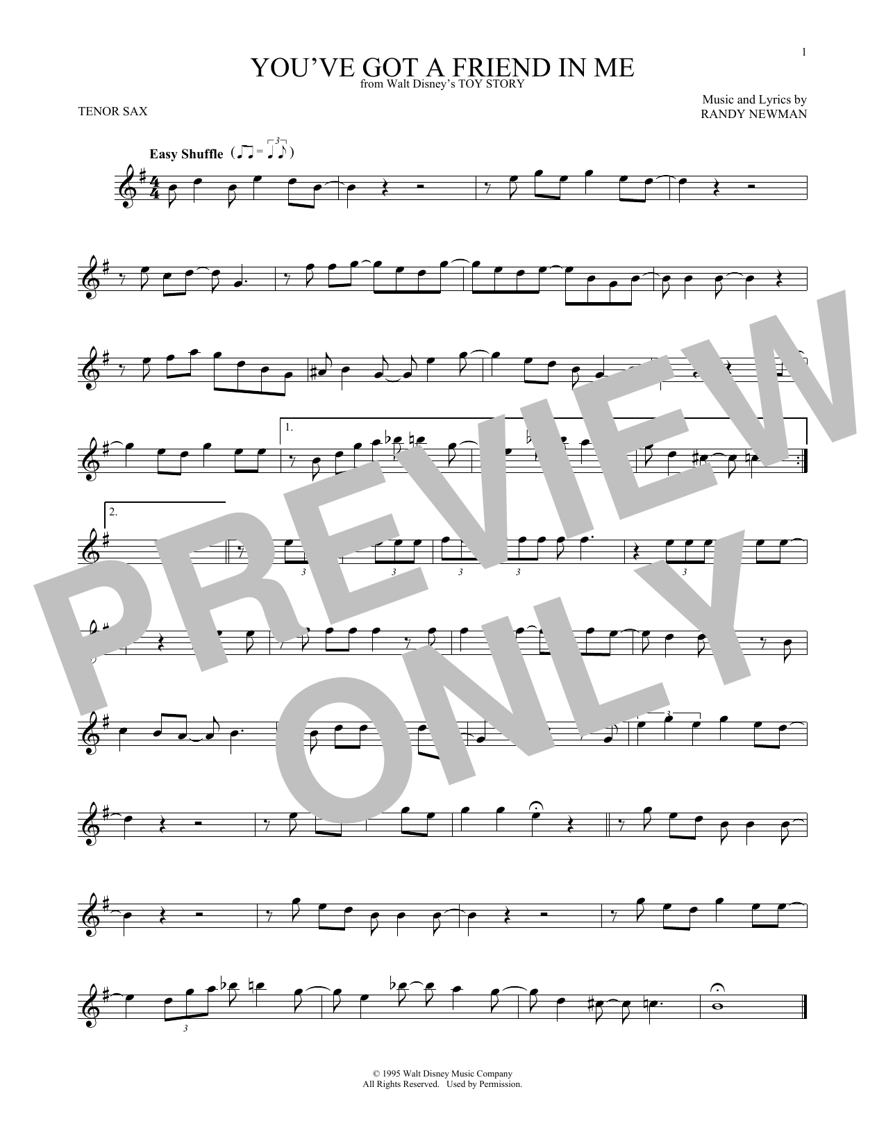 101 Hit Songs - Tenor Sax - for Tenor Sax Sheet Music - Hal Leonard - Prima  Music