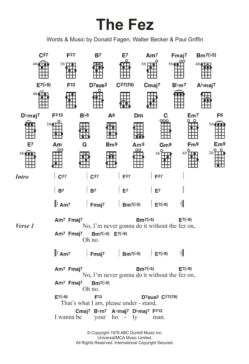 The Fez Partituras Digitales