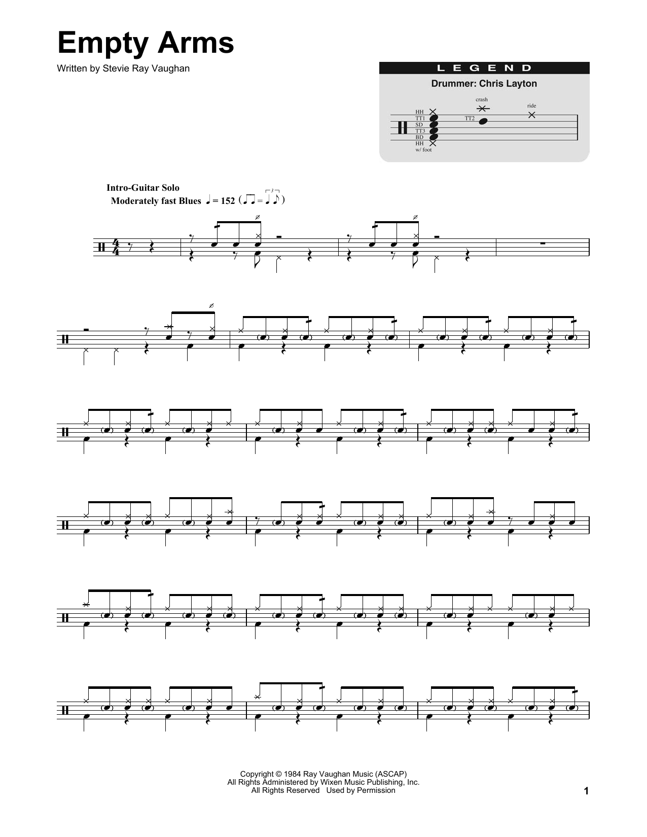 Empty Arms Sheet Music