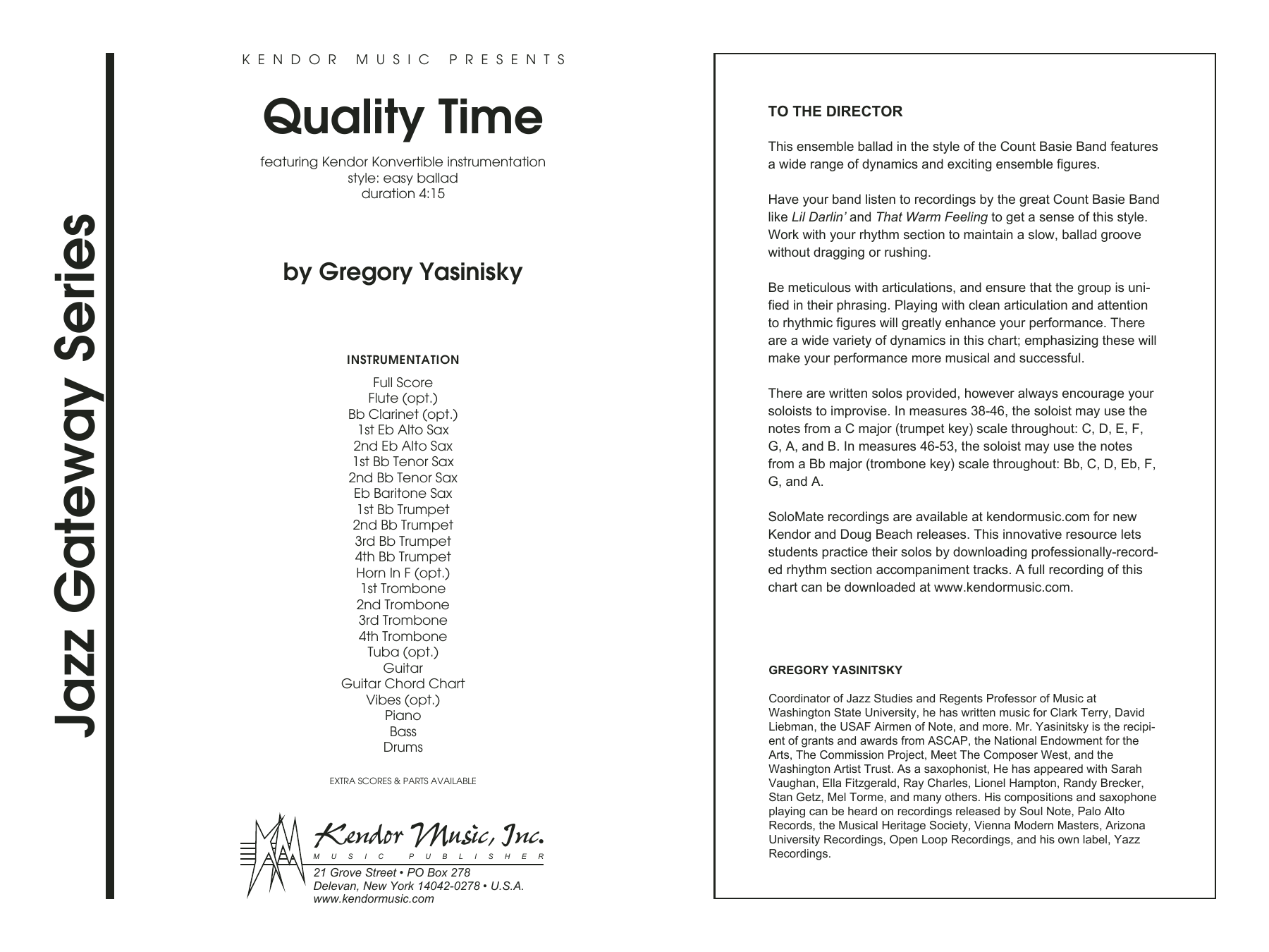 Quality Time Band Music Download