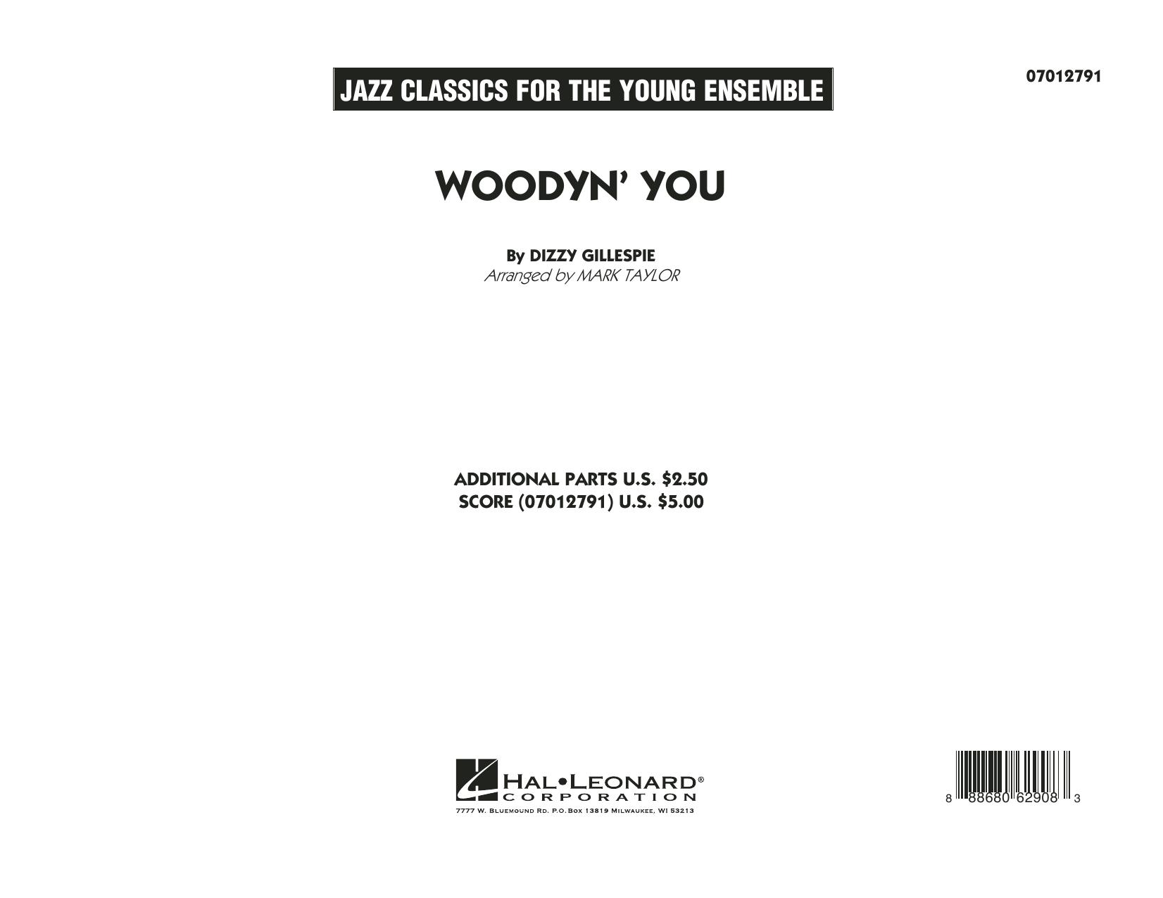 Woodyn' You - Conductor Score (Full Score) (Jazz Ensemble)
