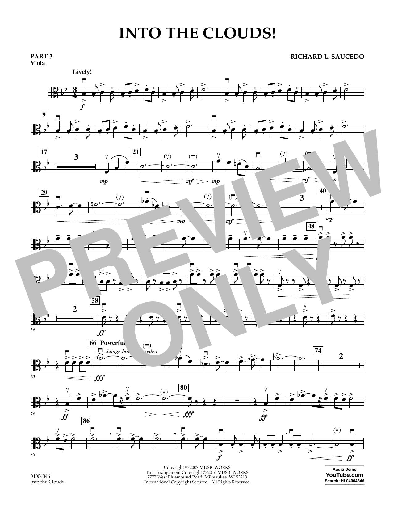 Into the Clouds! - Pt.3 - Viola (Flex-Band)