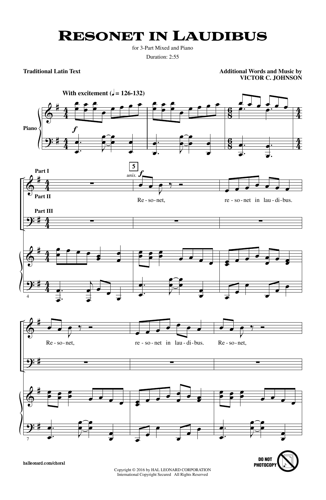 page one of Resonet In LaudibusASALTTEXT