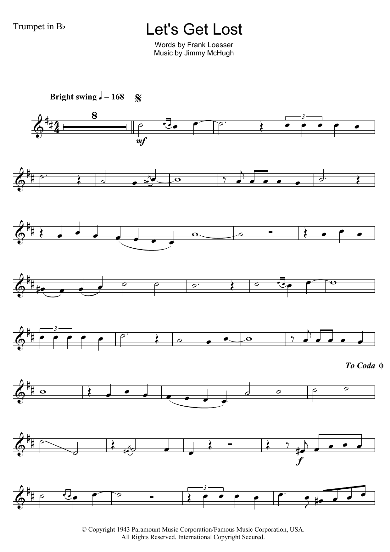 image about Let It Be Piano Sheet Music Free Printable referred to as Makes it possible for Acquire Dropped by way of Chet Baker Piano, Vocal Guitar Electronic Sheet Audio