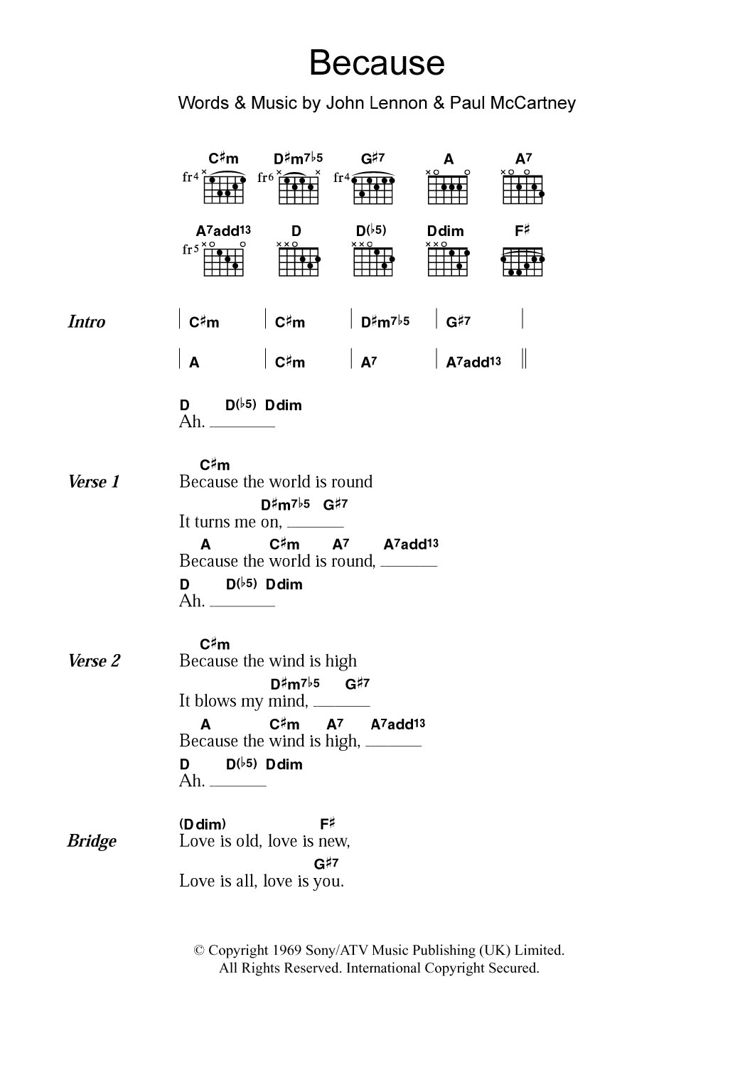 Picture Guitar Chords And Lyrics