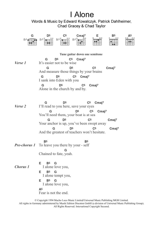 Sheet Music Digital Files To Print   Licensed Chad Gracey Digital ...