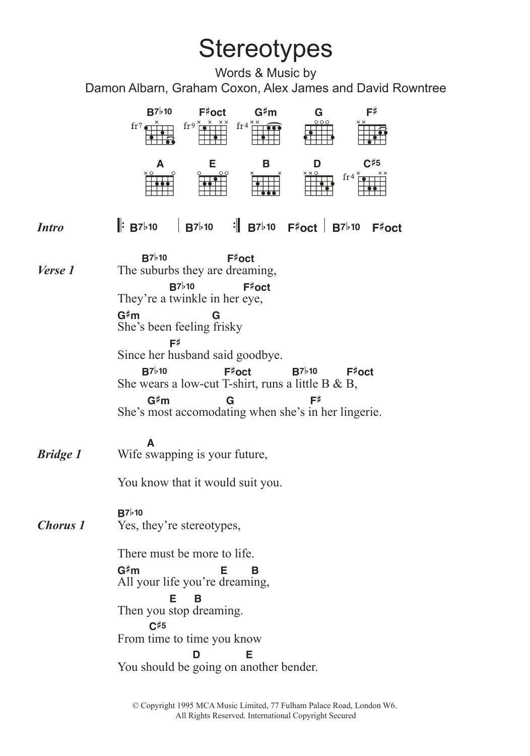 Modern The Suburbs Chords Image Collection Beginner Guitar Piano