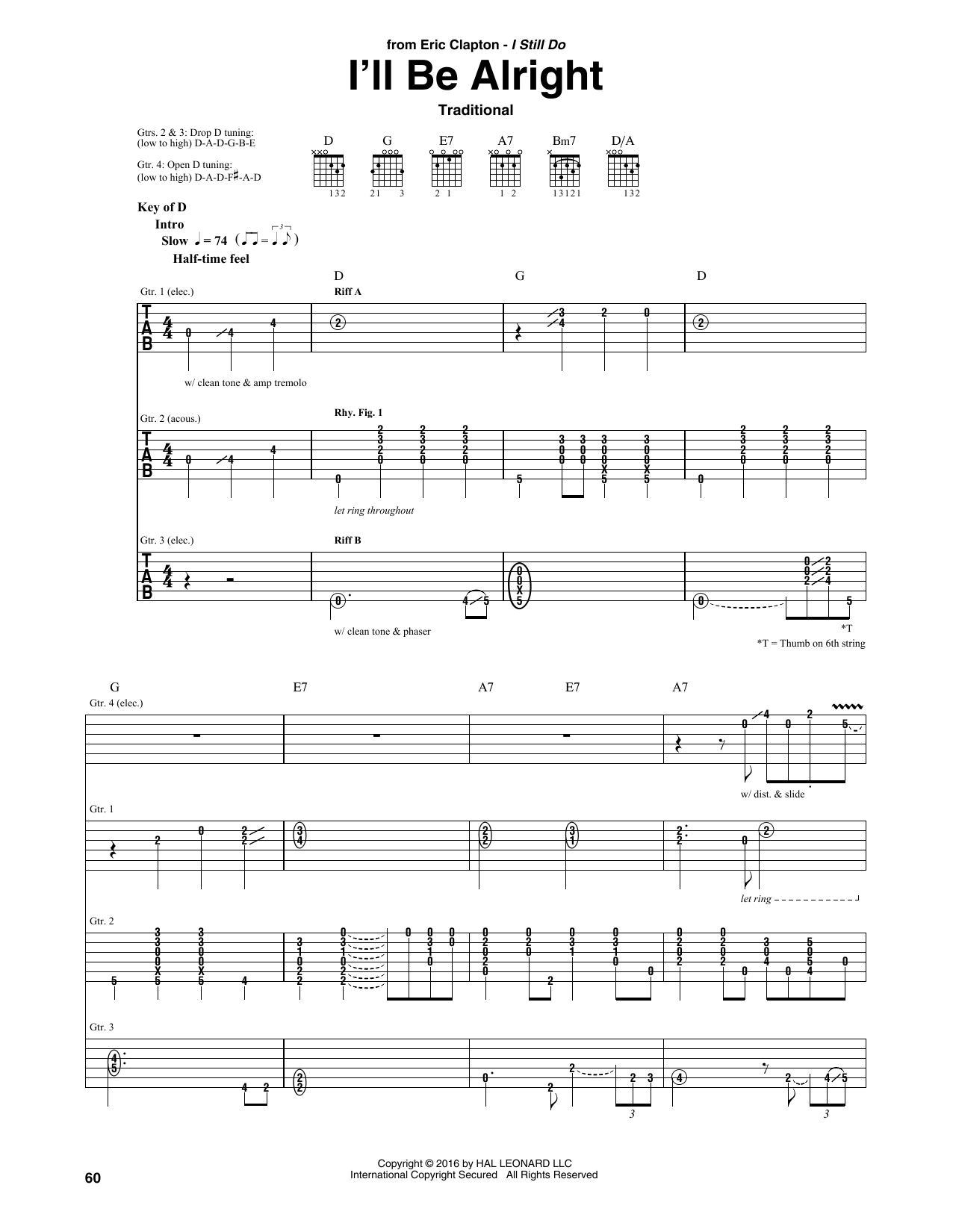 The Kids Arent Alright Sheet Music PDF Download ...