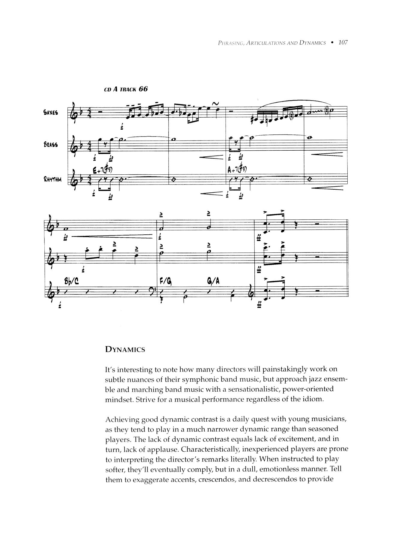 The Jazz Educator's Handbook - Part 2 Sheet Music