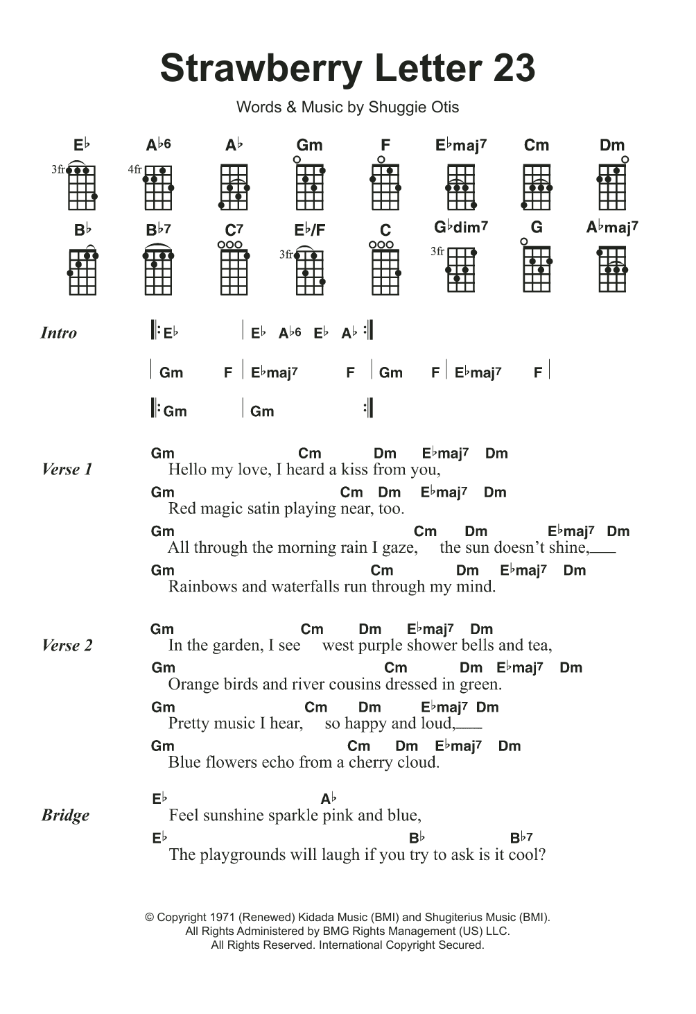 Sheet Music Digital Files To Print   Licensed The Brothers Johnson