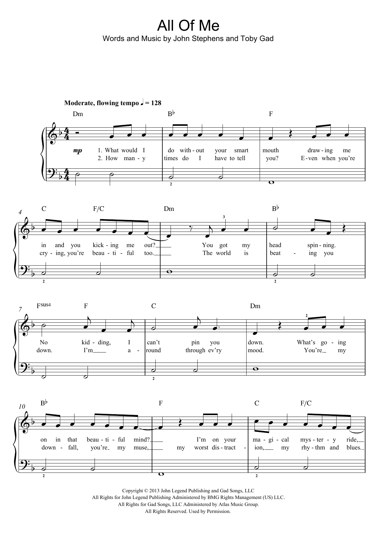 All of me sheet music direct sheet preview hexwebz Choice Image