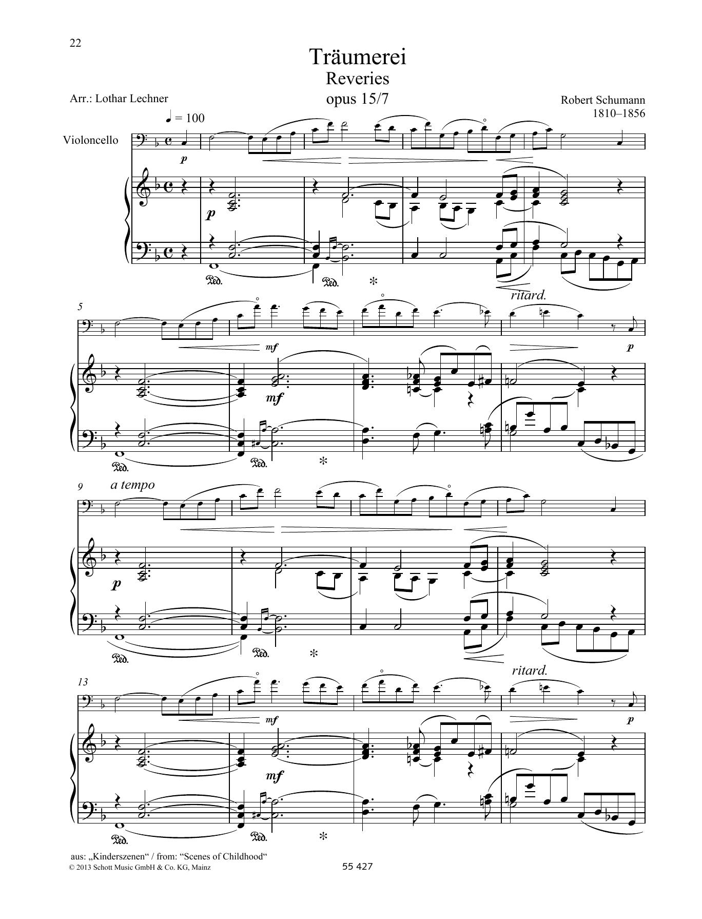 Reveries Sheet Music