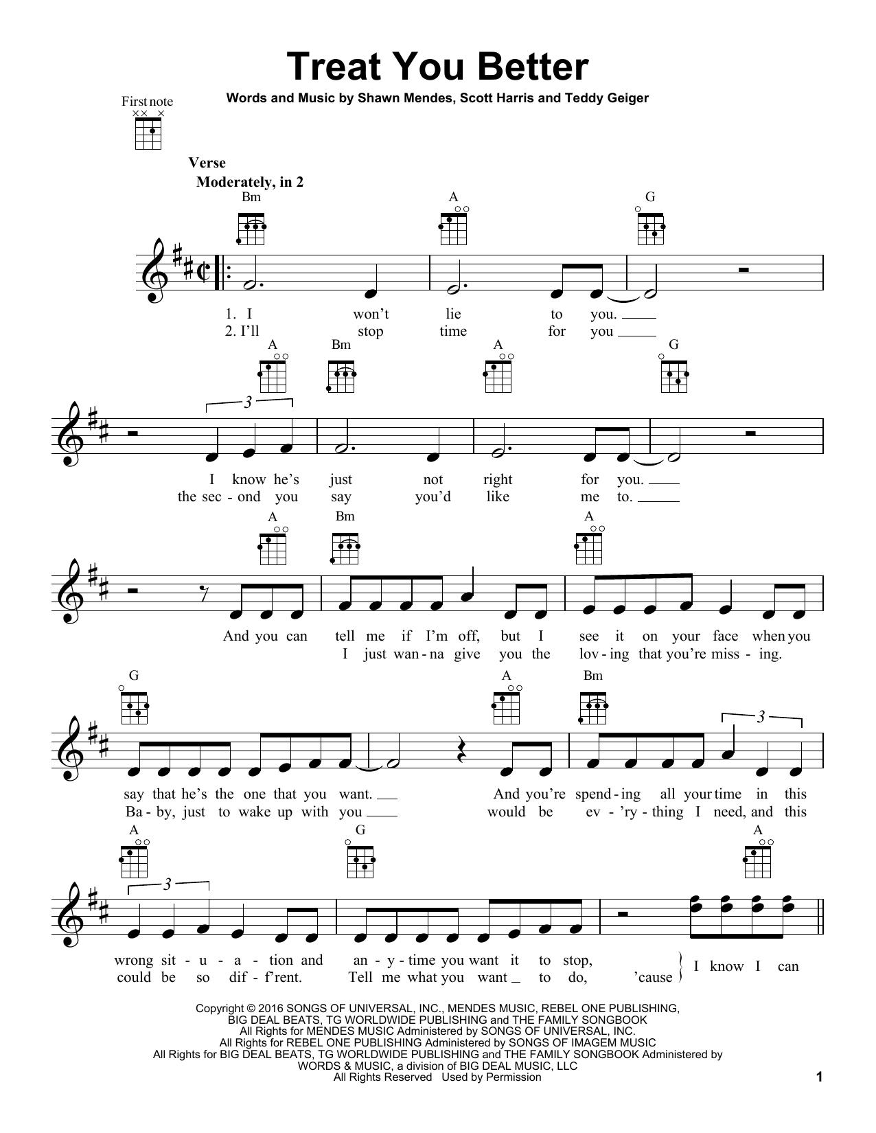 Sheet Music Digital Files To Print - Licensed Teddy Geiger